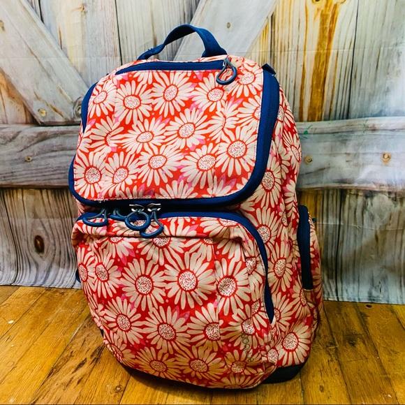 EUC Embark Large Padded Laptop Pocket Backpack